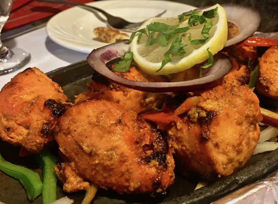 Washington D.C. Food Tour_Himalayan Indian Chicken Tikka