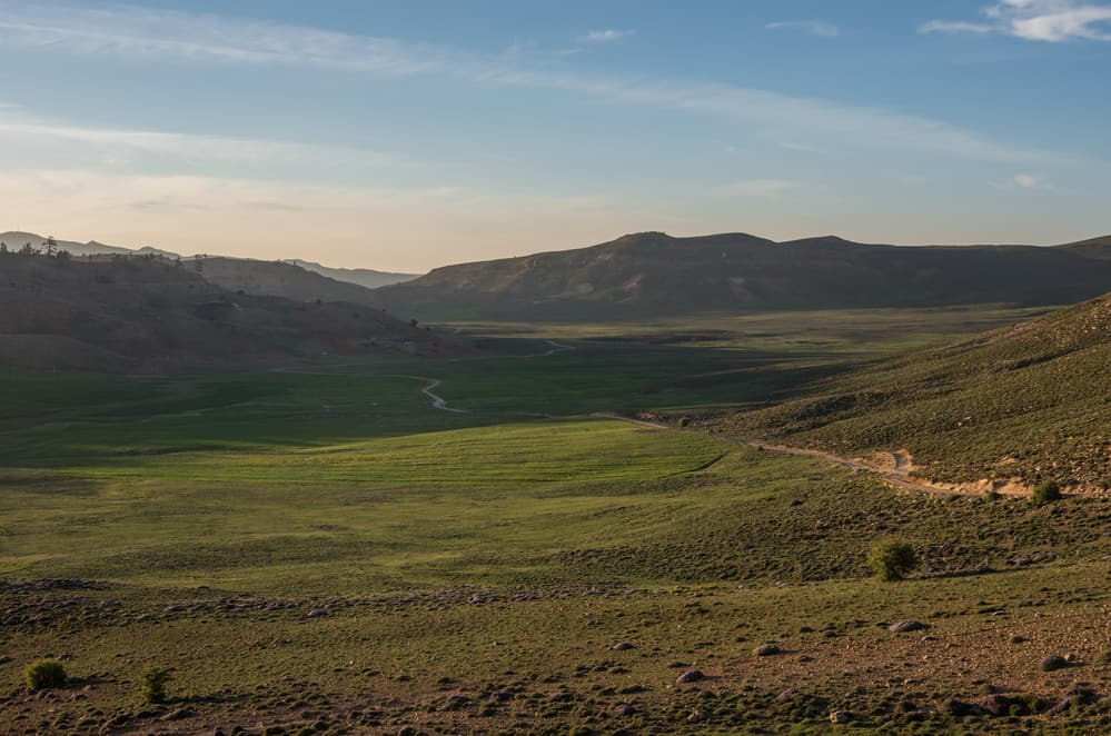 M'goun Massif Morocco