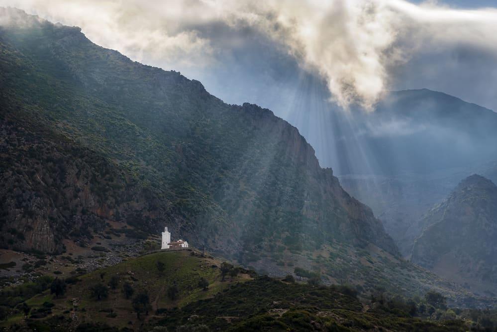 Rif Mountains Morocco