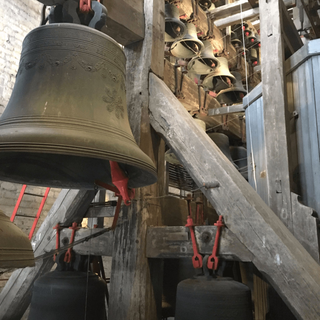 Rumbold's Tower Bells Mechelen