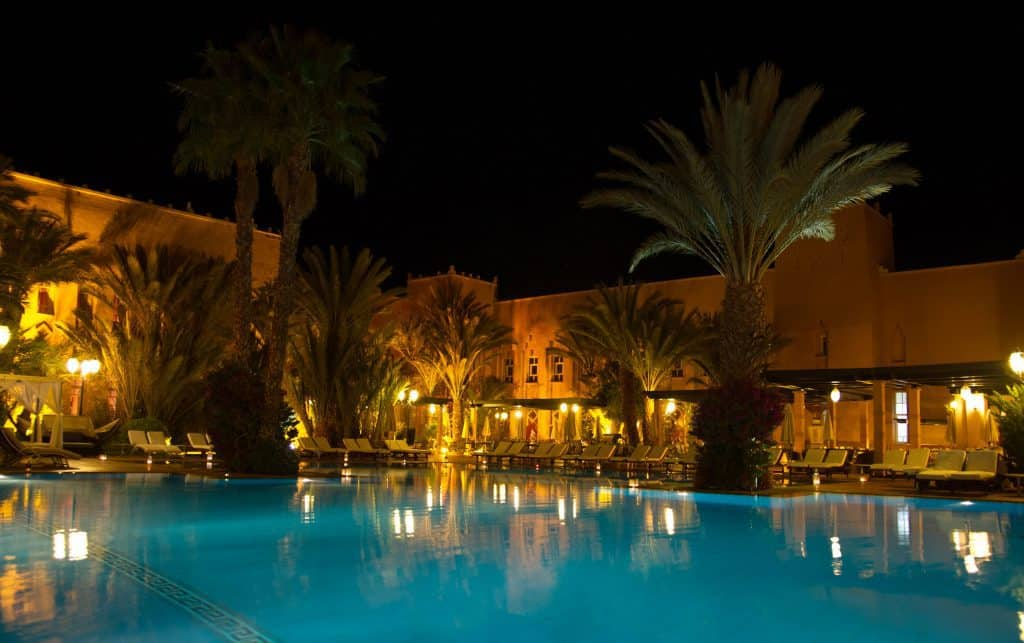 Hotels in Ouarzazate Berbere Palace