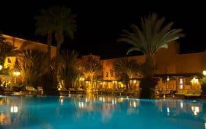 Hotels in Ouarzazate Berbere Palace