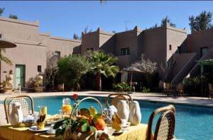 Hotel Oscar in Ouarzazate Morocco