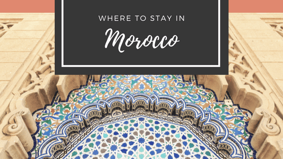 15 Great Places to Stay in Morocco