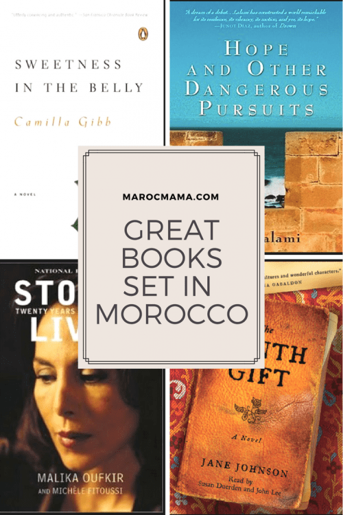 What do you do when you're stuck with nothing in English to read? Pick up what you can find, or come prepared with some of my favorite novels set in Morocco.