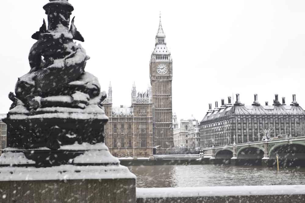 London Winter Weather