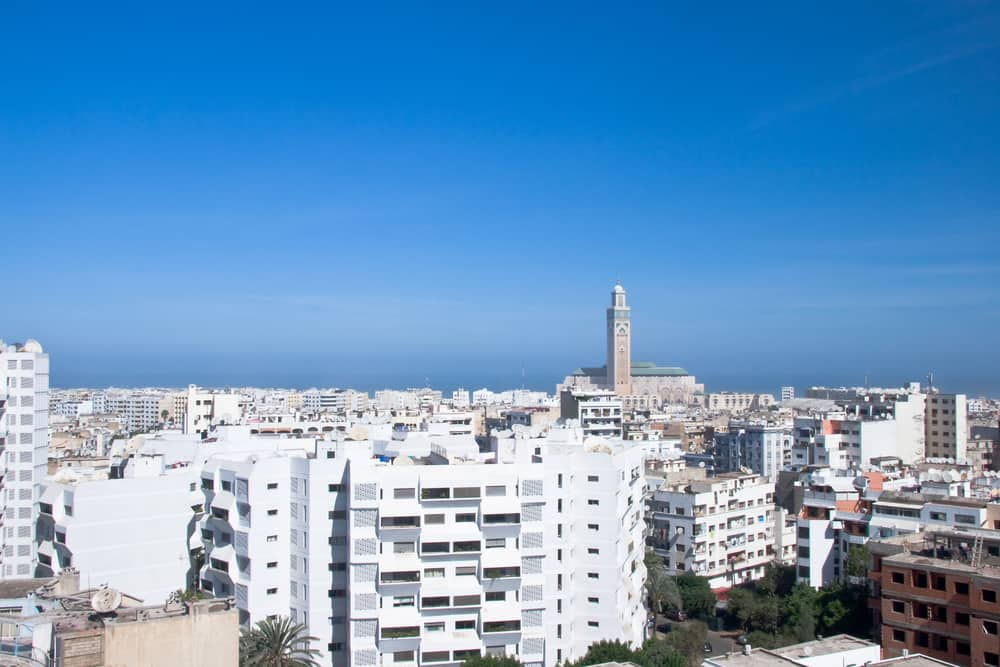 Casablanca Morocco Weather in January