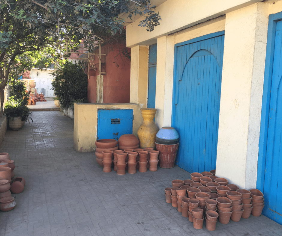 Complex Oulja Rabat Morocco