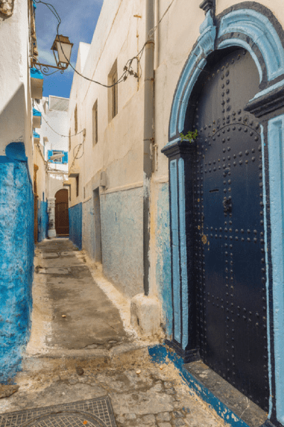 Kasbah Oudayas Rabat