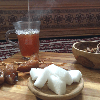Moroccan Spiced Tea – Khunjul