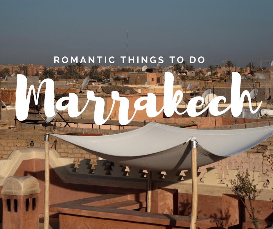 Honeymoon in Marrakech