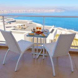 Tangier Morocco in April