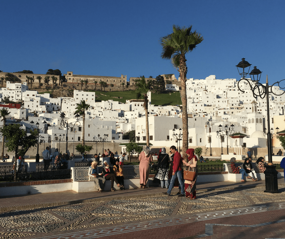 Visiting Tetouan in March