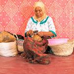 Making Argan Morocco in October