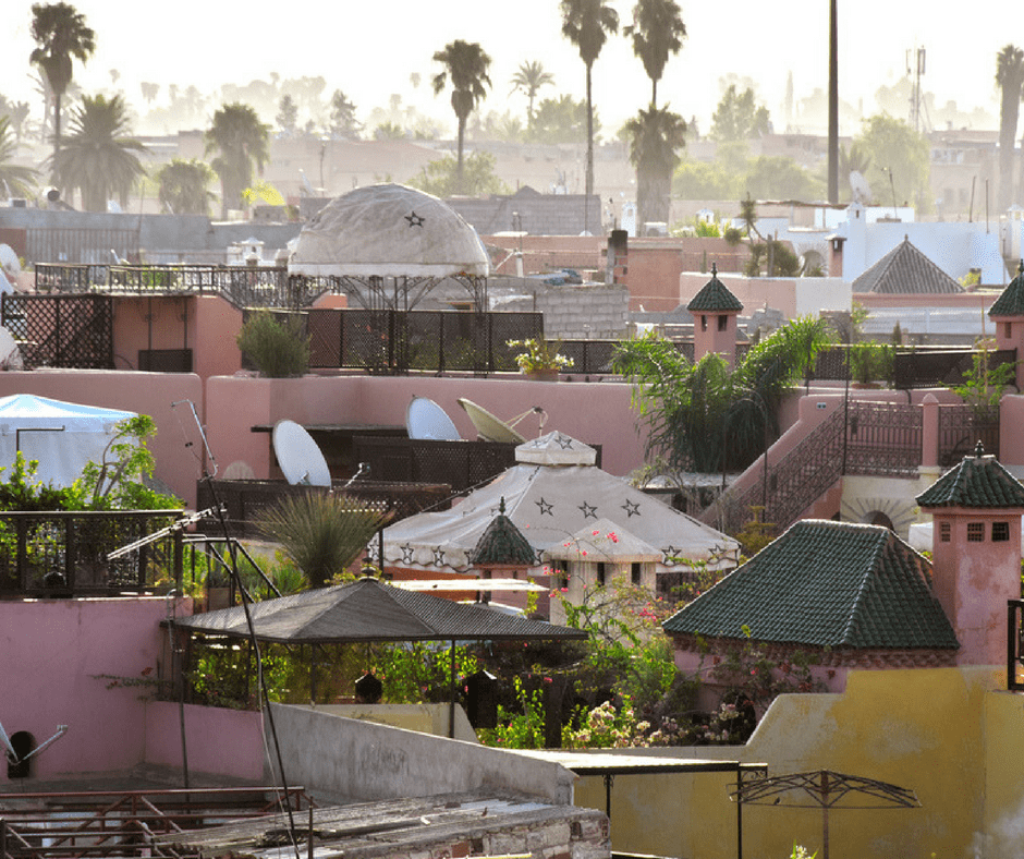 Marrakech Rooftop Inspiration