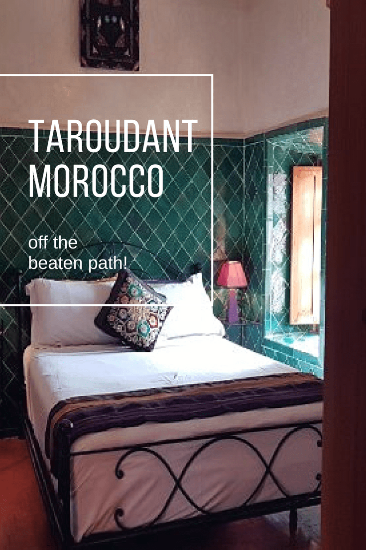 Looking for an off the beaten path destination to visit in Morocco? Try Taroudant!