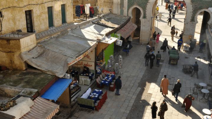 Visiting Morocco in November