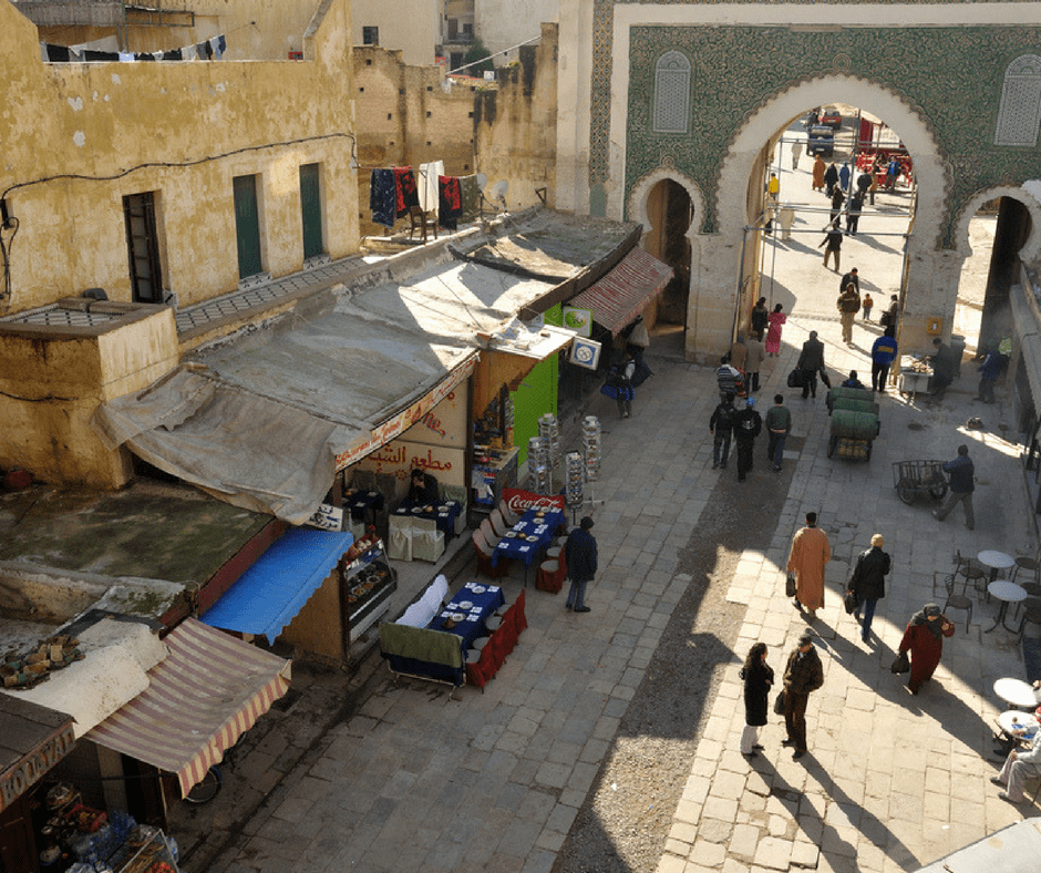 Visiting Morocco in November