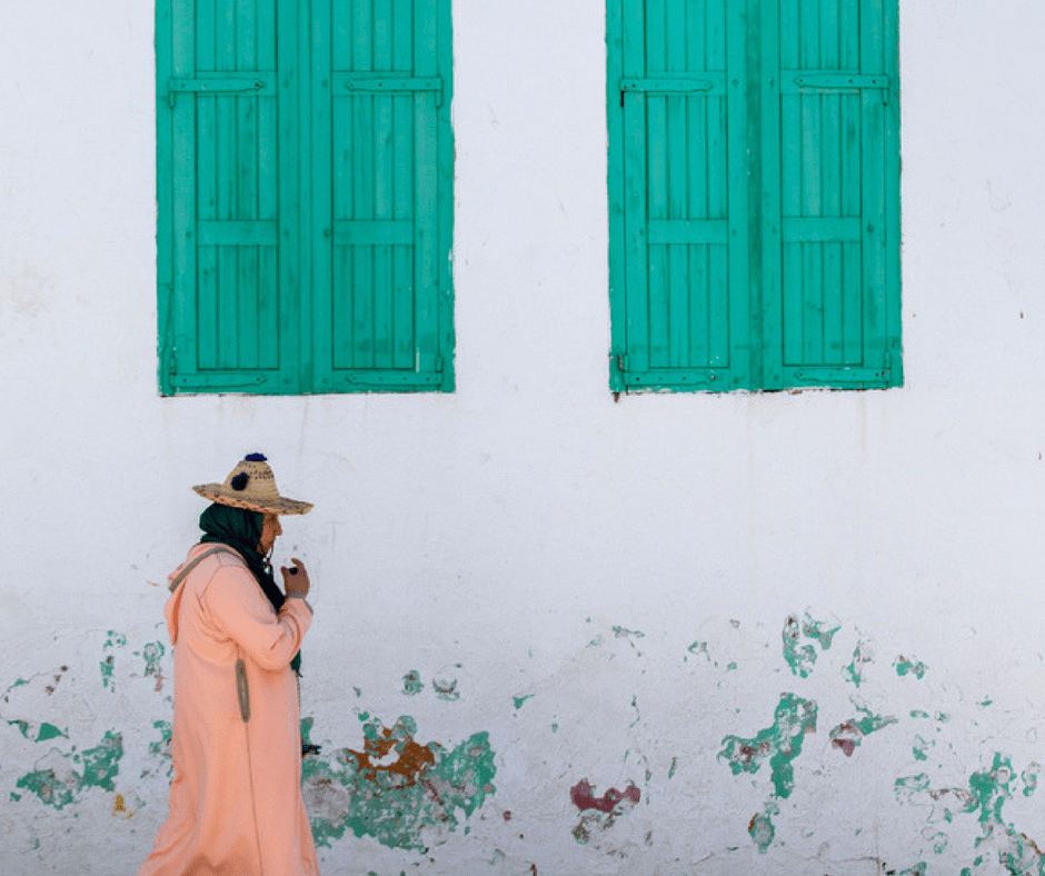 Weather in Morocco in June