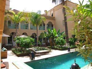 palais oumensour Taroudant