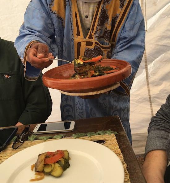 Agafay Desert Dinner