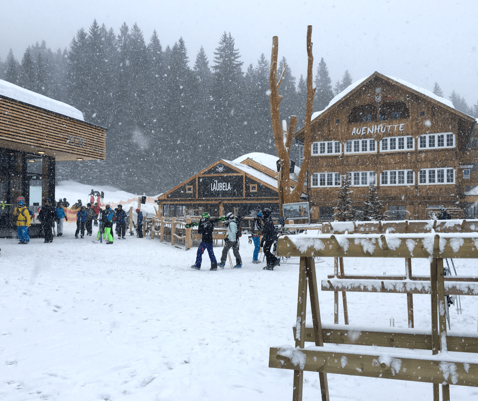 Apres Ski Activities at the Lodge in Austria