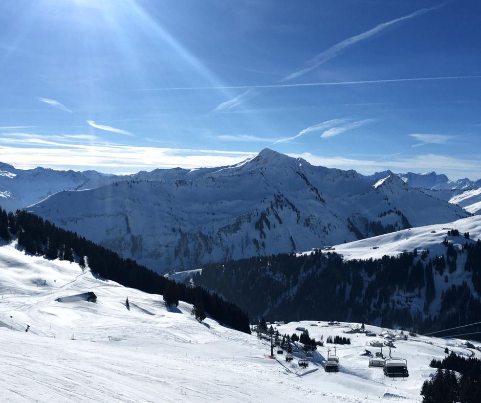 Choosing a Ski Resort in Austria