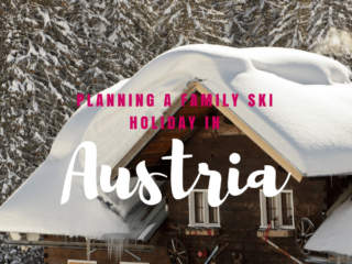 Planning a family ski holiday in Austria