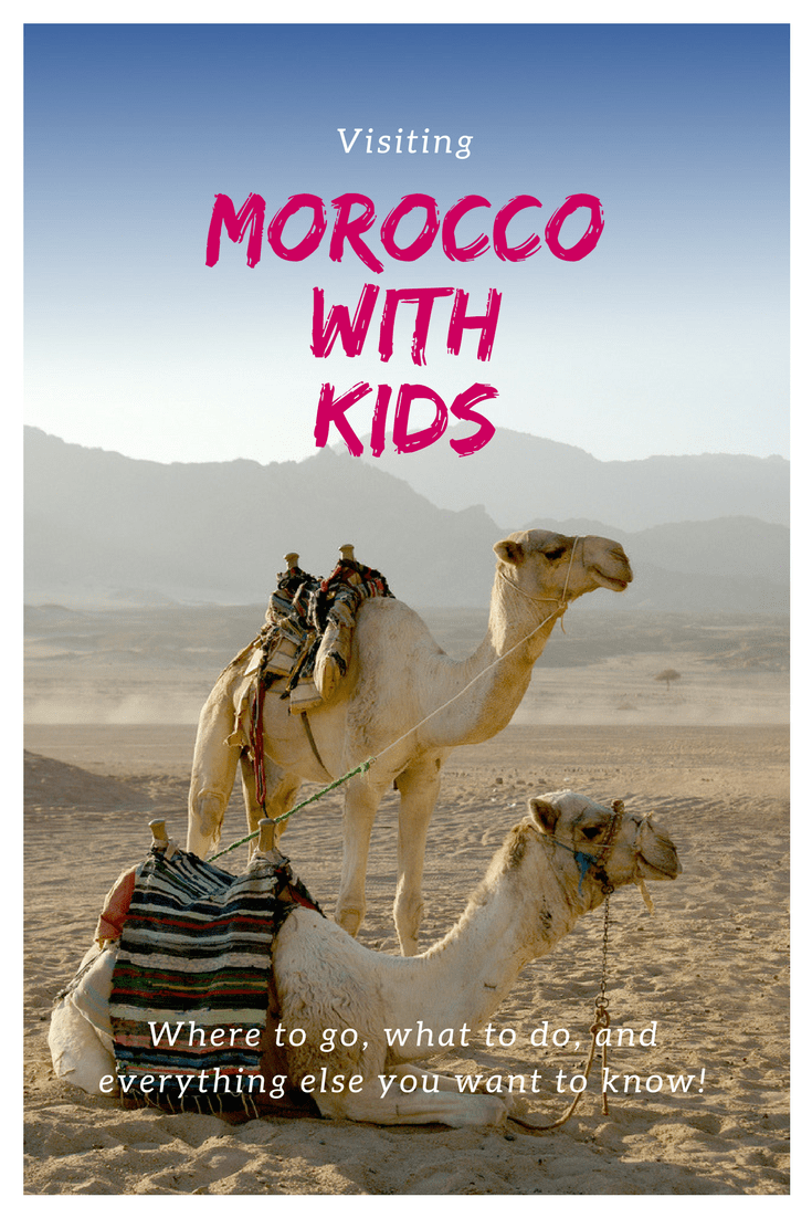 If you're considering visiting Morocco with kids, this resource page is for you! Not only will you find out why it's a great idea but get ideas and suggestions to make your trip a success!