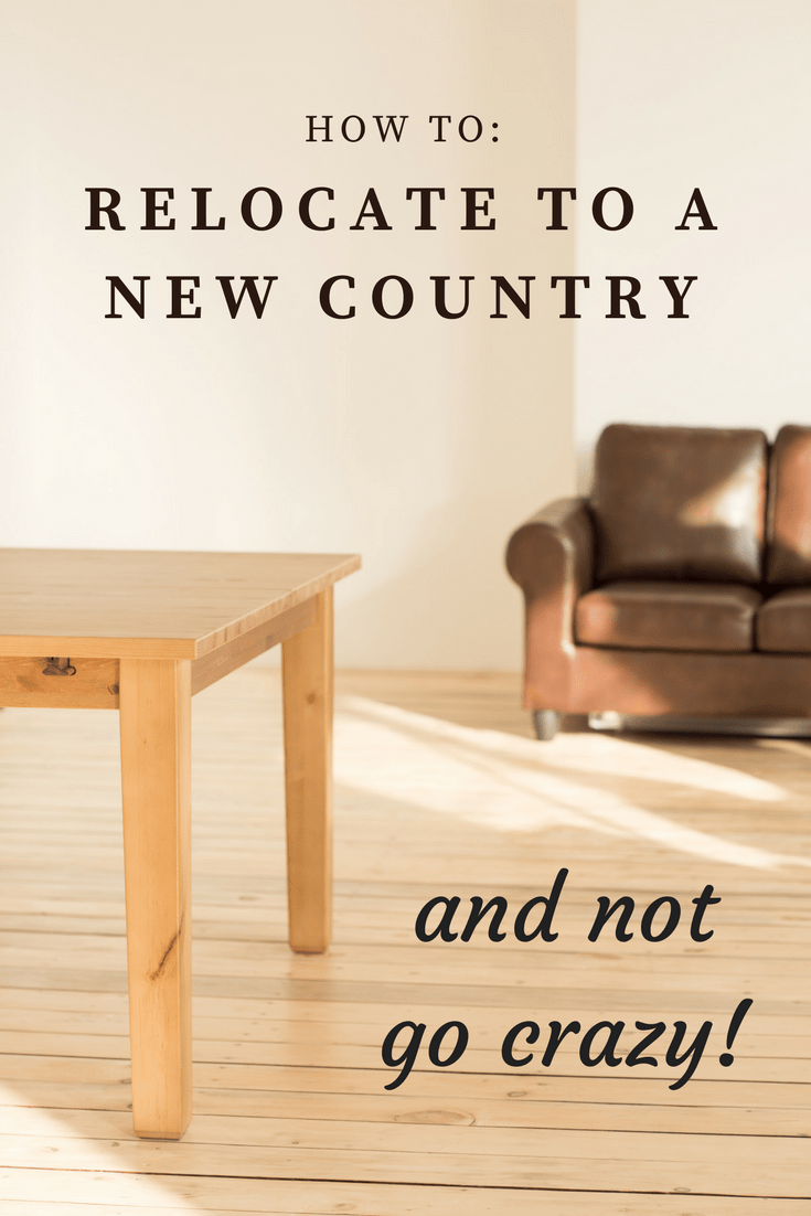 A Practical Guide on How to Relocate to A New Country