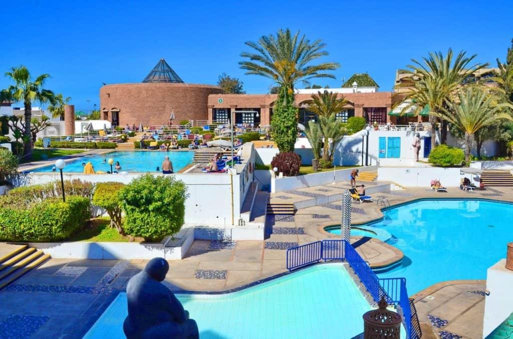 El Pueblo Tamlelt All-Inclusive Agadir hotel