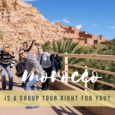 Visiting Morocco on a Guided Tour with ArchaeoAdventures