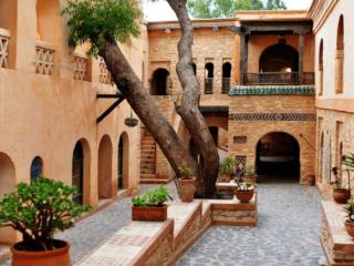 Medina of Agadir Morocco