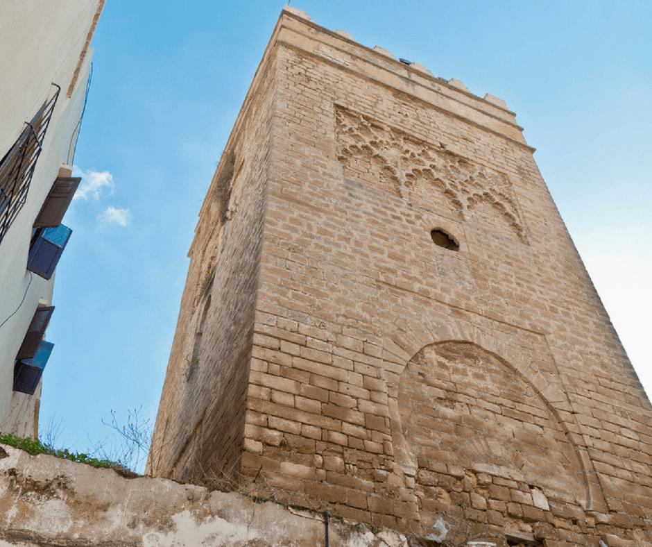 Mosque in Safi Morocco