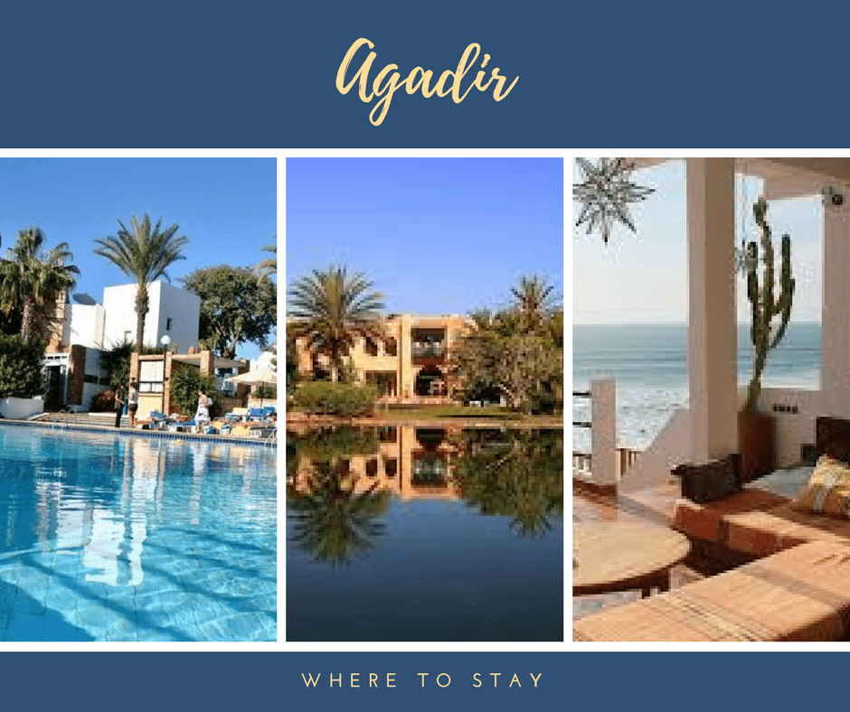 Where to Stay in Agadir