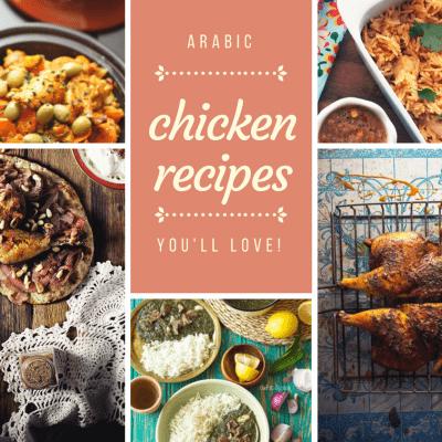 10 Arabic Chicken Recipes for Dinner Tonight