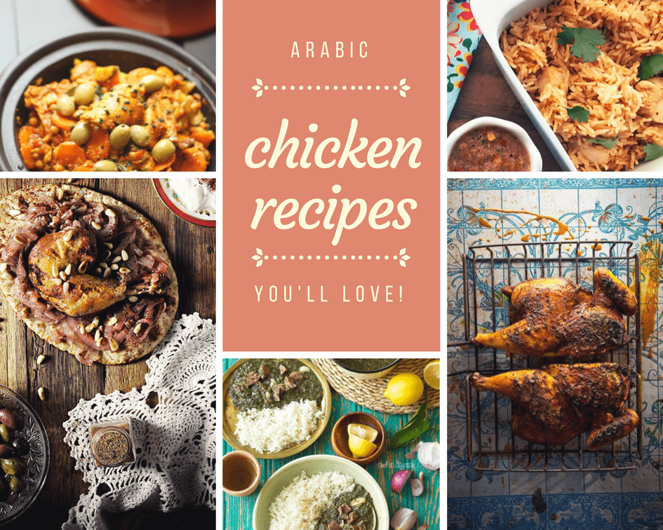 10 Arabic Chicken Recipes For Dinner Tonight Marocmama