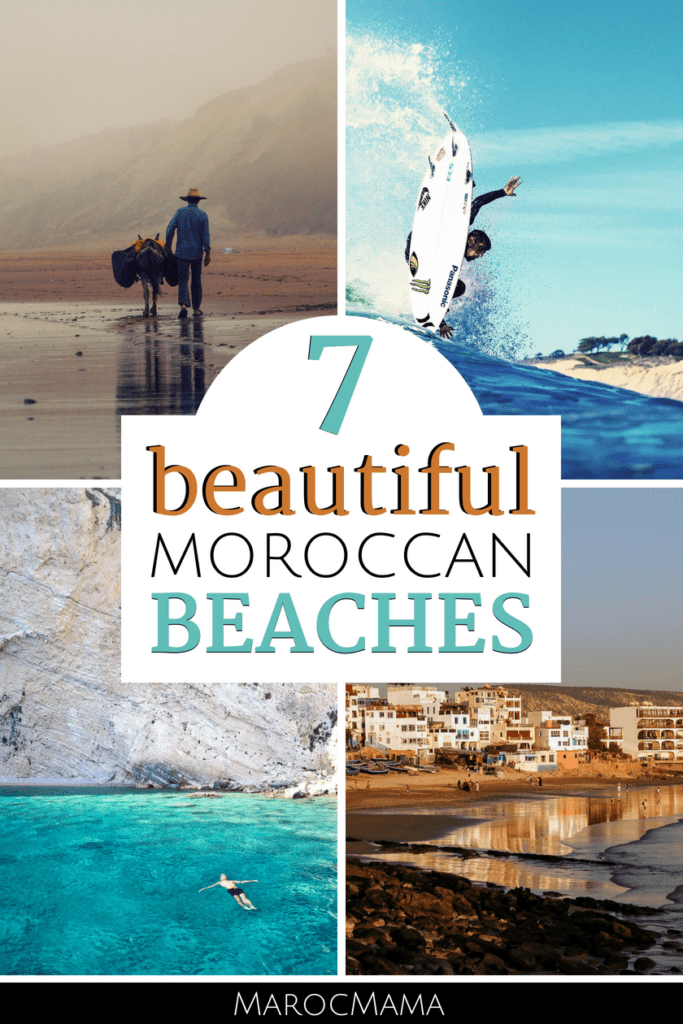 7 Gorgeous Moroccan Beaches to Visit