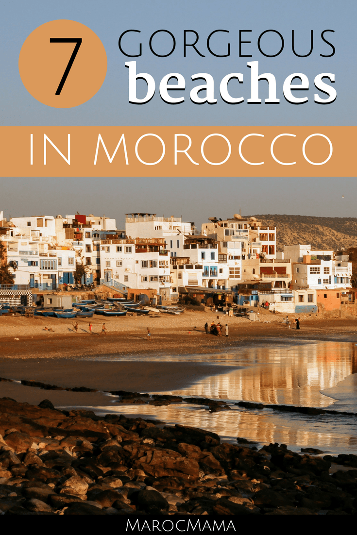 7 Beautiful Moroccan Beaches to Visit