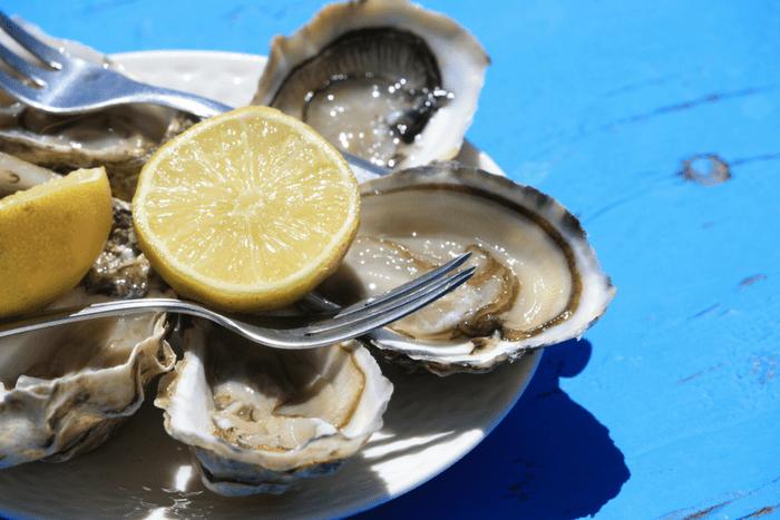 Fresh Dakhla Oysters