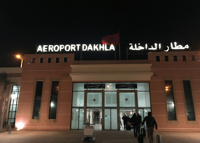 Getting to Dakhla Airport