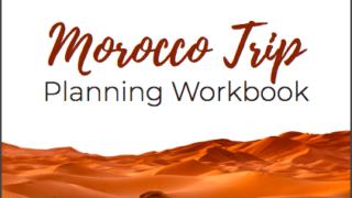 Morocco Trip Planning Workbook