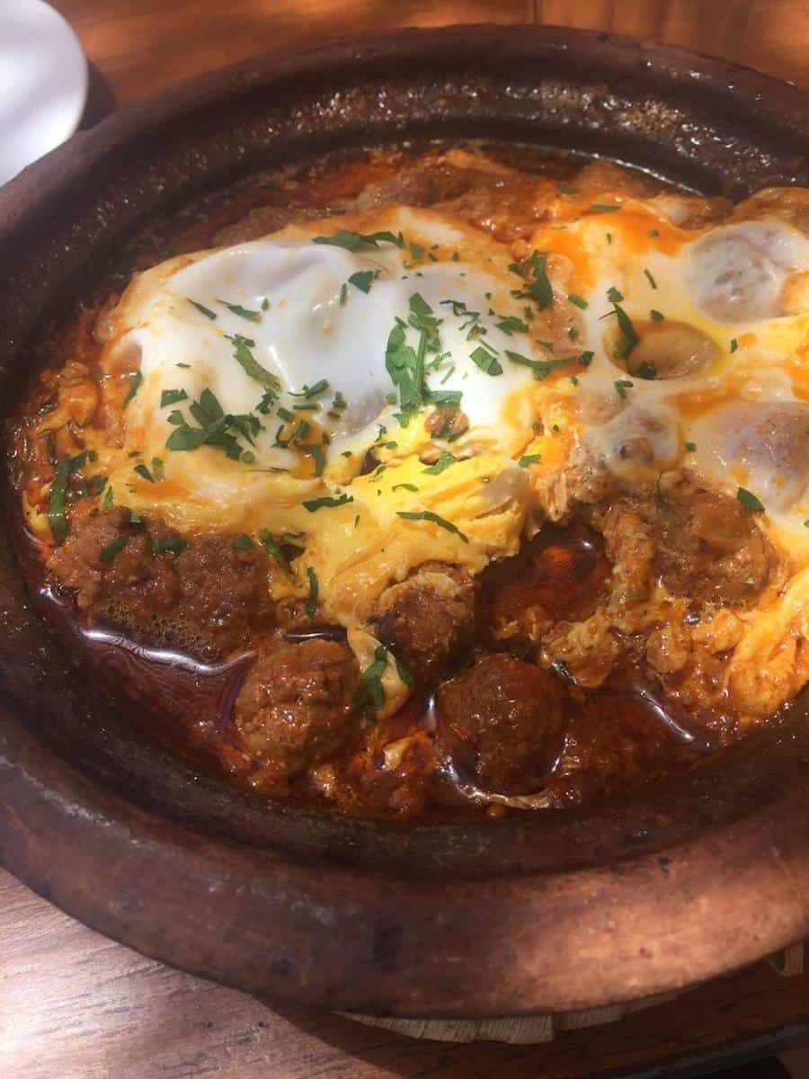 Morocco with Toddler_Kefta Tajine