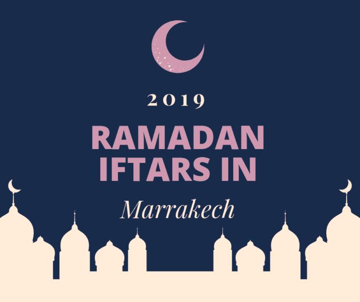 Ramadan Iftar Meals in Marrakech
