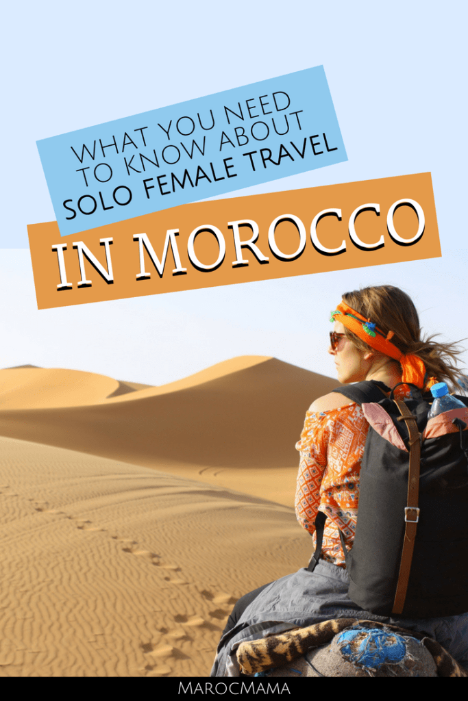 Solo Female Travel in Morocco