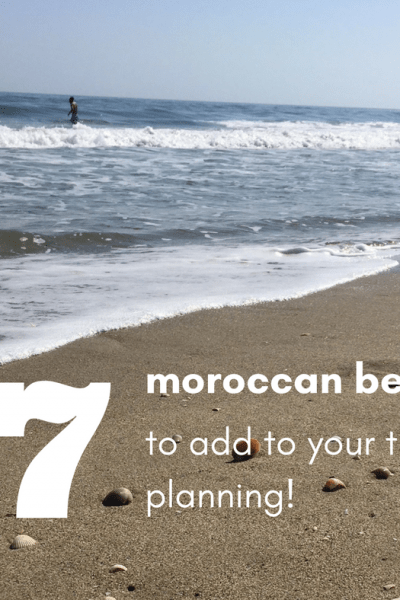 7 Moroccan Beaches to add to your trip planning