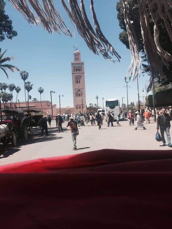 Carriage Ride in Medina_Marrakech Morocco
