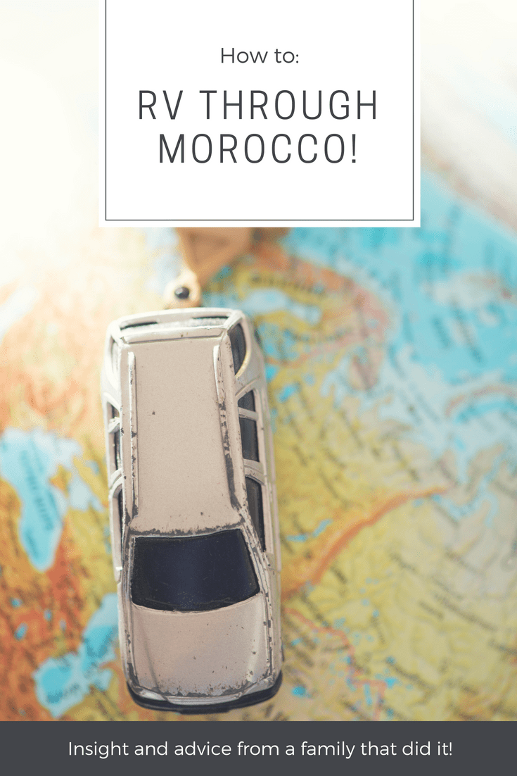 How to RV Your Way Through Morocco
