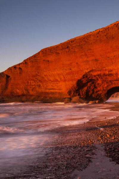 Legzira Beach Arches
