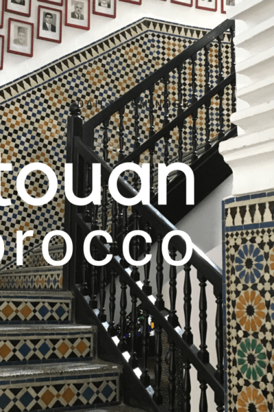 Tetouan Morocco Destination Guide